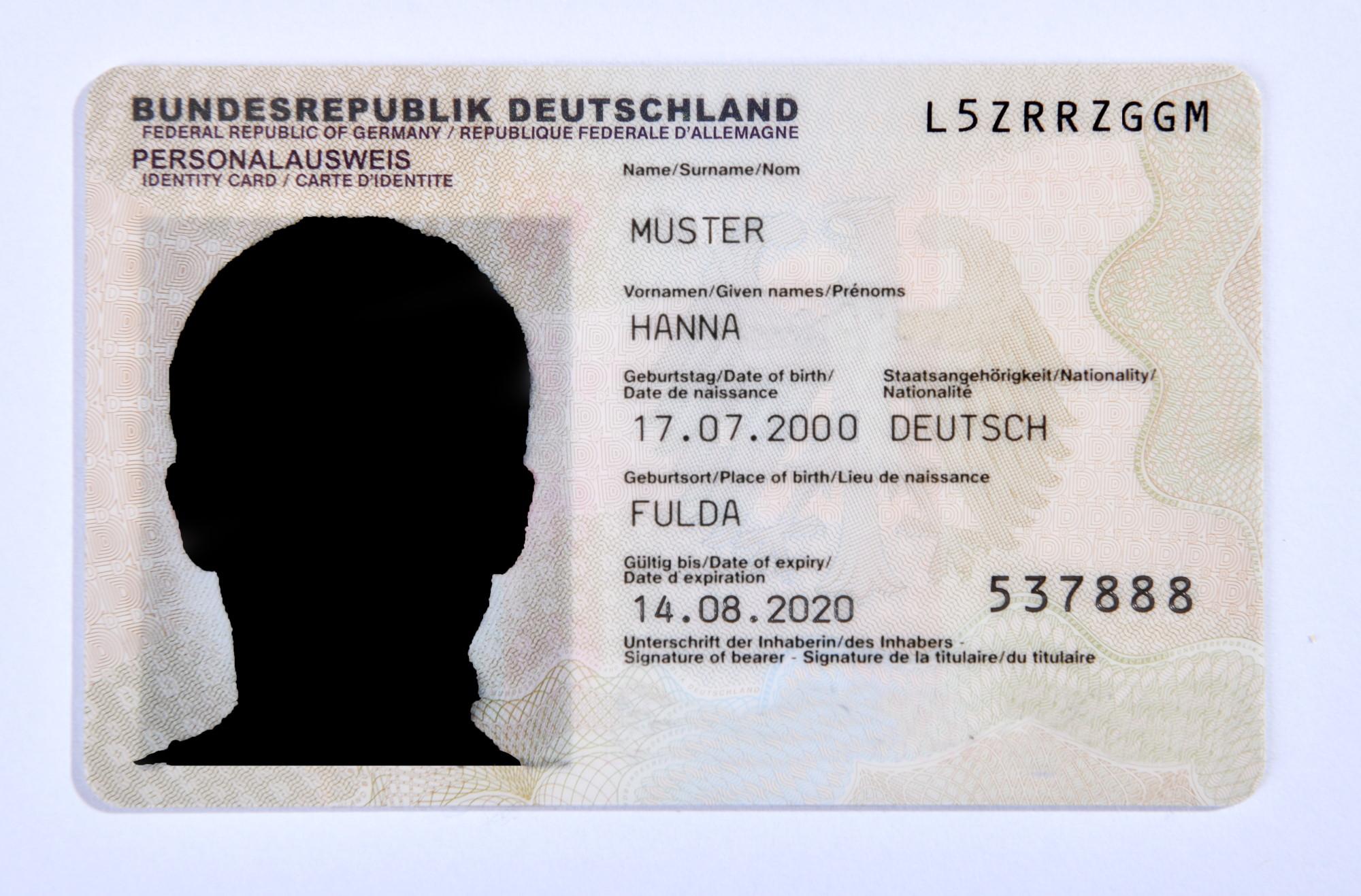 Fulda Leichte Sprache Personal Ausweis